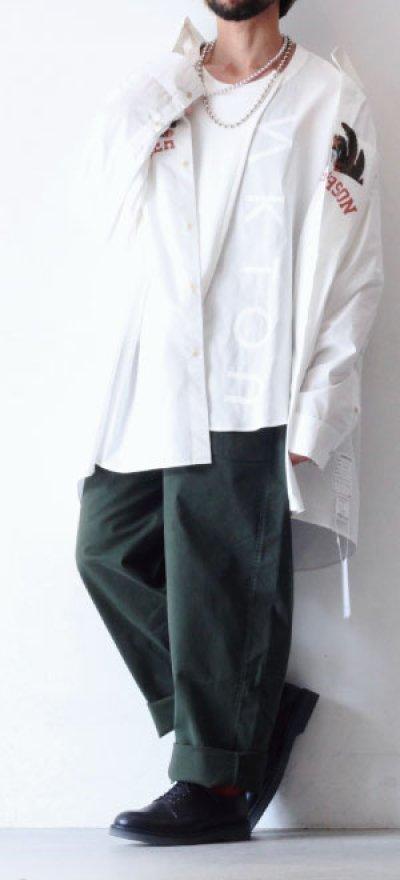 画像3: TENDER PERSON / オーバーサイズシャツ