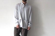 画像5: TAUPE / ダブルポケットシャツ (5)