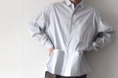 画像11: TAUPE / ダブルポケットシャツ (11)