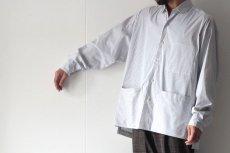 画像10: TAUPE / ダブルポケットシャツ (10)