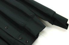 画像12: ETHOSENS / コットンニットシャツ (12)