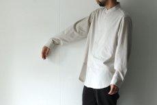 画像7: ETHOSENS / レイヤーシャツ (7)