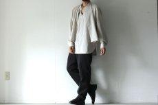 画像12: ETHOSENS / レイヤーシャツ (12)