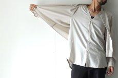 画像8: ETHOSENS / レイヤーシャツ (8)