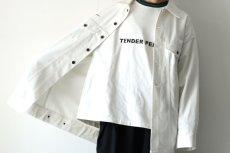 画像14: TENDER PERSON / オーバーサイズジャケット (14)