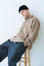 画像2: TAUPE / CPOシャツ (2)
