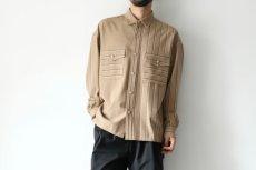 画像4: TAUPE / CPOシャツ (4)