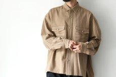 画像9: TAUPE / CPOシャツ (9)