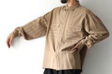 画像10: TAUPE / CPOシャツ (10)