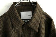 画像12: yoshio kubo GROUNDFLOOR / チェックシャツ (12)