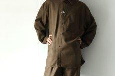 画像10: yoshio kubo GROUNDFLOOR / チェックシャツ (10)