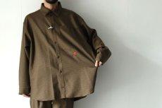 画像11: yoshio kubo GROUNDFLOOR / チェックシャツ (11)