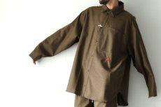 画像9: yoshio kubo GROUNDFLOOR / チェックシャツ (9)