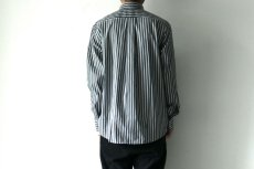 画像9: STUDIO NICHOLSON / OVERSIZED POINT COLLAR SHIRT (9)