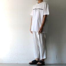 画像5: SISE / エンブロイダリーTシャツ (5)