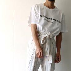 画像12: SISE / エンブロイダリーTシャツ (12)