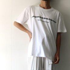 画像10: SISE / エンブロイダリーTシャツ (10)