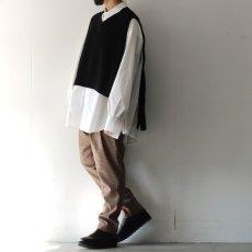 画像13: SISE / ニットジレ (13)