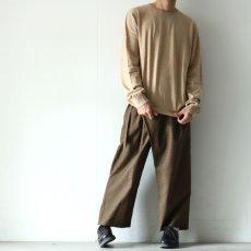 画像2: yoshio kubo GROUNDFLOOR / ベルテッドパンツ (2)