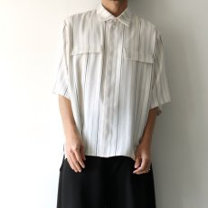 画像6: SISE / ストライプシャツ (6)