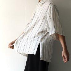 画像11: SISE / ストライプシャツ (11)