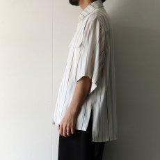 画像8: SISE / ストライプシャツ (8)