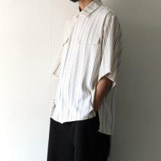 画像7: SISE / ストライプシャツ (7)