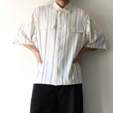 画像10: SISE / ストライプシャツ (10)