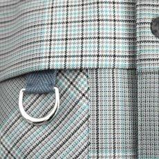 画像13: TAUPE /ドライチェックタックポケットCPOシャツ (13)
