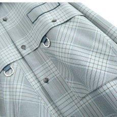 画像12: TAUPE /ドライチェックタックポケットCPOシャツ (12)