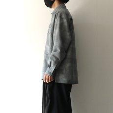 画像7: TAUPE /ドライチェックタックポケットCPOシャツ (7)