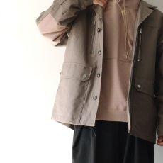 画像13: TAUPE /リビルドモールスキンF1ジャケット (13)