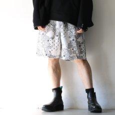 画像3: yoshio kubo GROUNDFLOOR / ペイズリーショーツ (3)