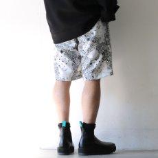 画像9: yoshio kubo GROUNDFLOOR / ペイズリーショーツ (9)