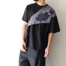 画像5: yoshio kubo GROUNDFLOOR / スカーフTシャツ (5)