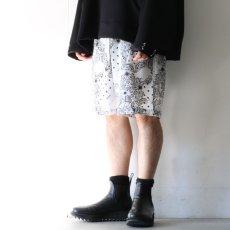画像6: yoshio kubo GROUNDFLOOR / ペイズリーショーツ (6)
