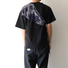 画像7: yoshio kubo GROUNDFLOOR / スカーフTシャツ (7)