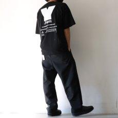 画像2: yoshio kubo GROUNDFLOOR / バックプリントTシャツ (2)