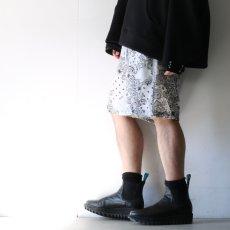 画像7: yoshio kubo GROUNDFLOOR / ペイズリーショーツ (7)