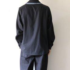 画像3: ETHOSENS / バイカラーシャツ (3)