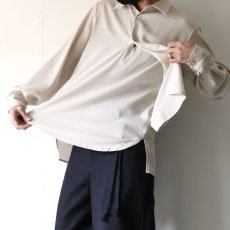 画像10: ETHOSENS / レイヤーシャツ (10)