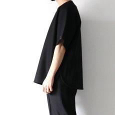 画像7: ETHOSENS / ボートネックTシャツ (7)