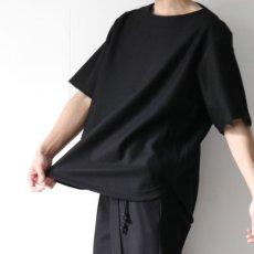 画像6: ETHOSENS / ボートネックTシャツ (6)