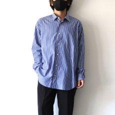 画像5: UNDECORATED / ストライプシャツ (5)