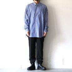 画像3: UNDECORATED / ストライプシャツ (3)