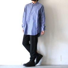 画像4: UNDECORATED / ストライプシャツ (4)