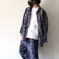 画像11: yoshio kubo GROUNDFLOOR / ペイズリーシャツ (11)