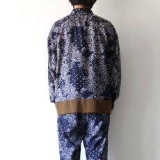 画像8: yoshio kubo GROUNDFLOOR / ペイズリーシャツ (8)