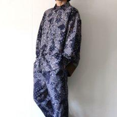 画像6: yoshio kubo GROUNDFLOOR / ペイズリーシャツ (6)