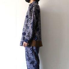 画像7: yoshio kubo GROUNDFLOOR / ペイズリーシャツ (7)